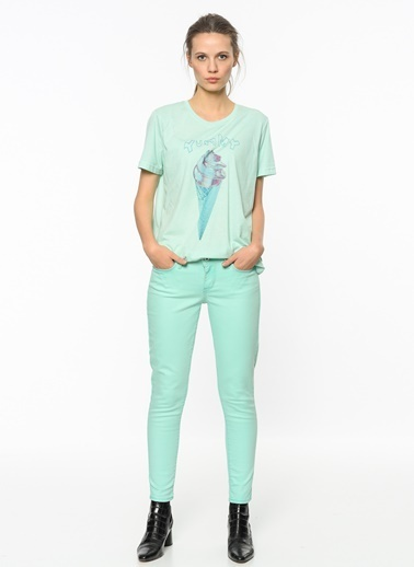Levi's® Pantolon | Skinny Turkuaz